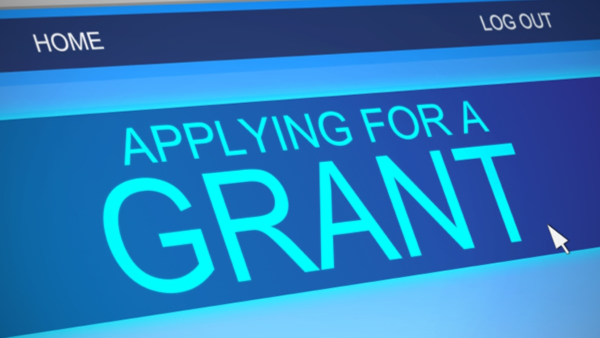 Grant ApplicationSmall